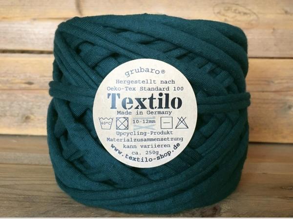 Textilo Grün-Petrol Typ T Textilgarn